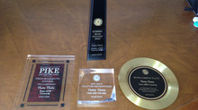 Theta Theta Wins International Awards!