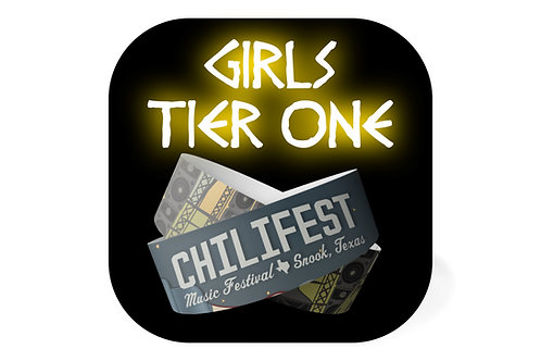 Girl Ticket | Tier One