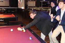 Billiards Night Spring Rush 2020
