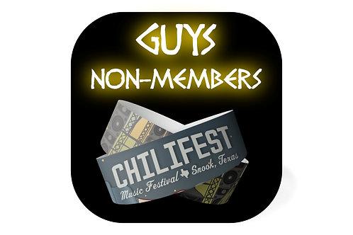 Guy Tickets | Non-Member