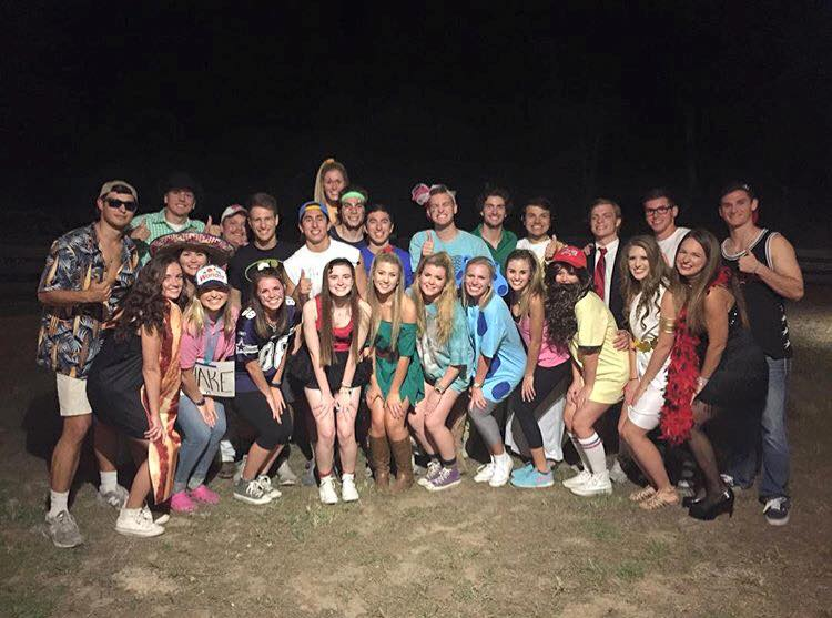 Delta Gamma Date Party