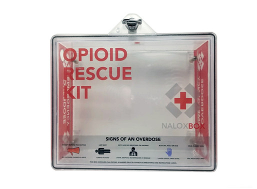 New Program Makes Life-Saving Narcan Free and Accessible to Local Businesses