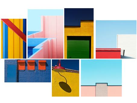 Colour Inspiration Boards - LO12