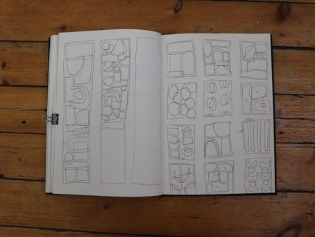 Planning my final designs - LO8