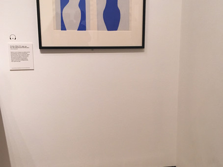Henri Matisse Exhibition at RA - LO3