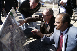 Gilcrease Expressway project moves ahead with Turnpike Authority resolution