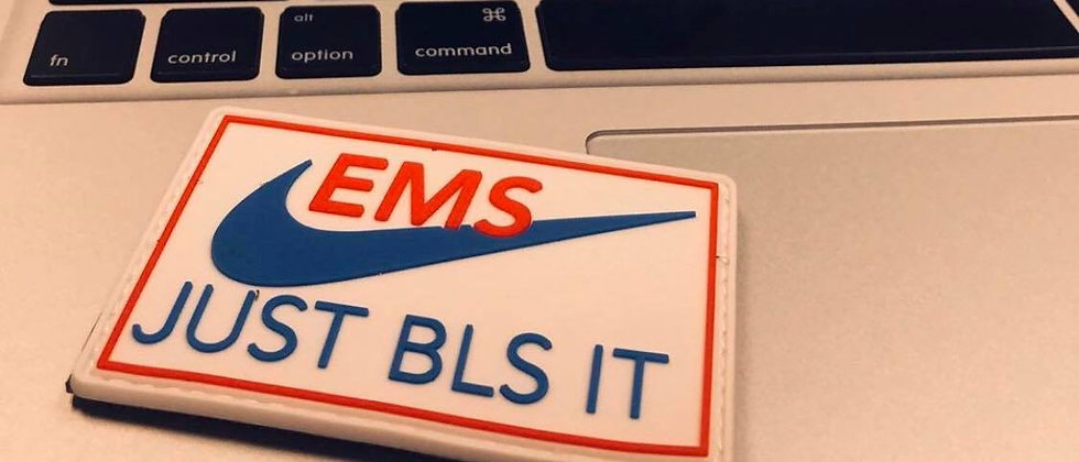 just BLS it.