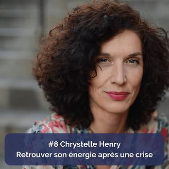 Podcast Chrystelle Henry