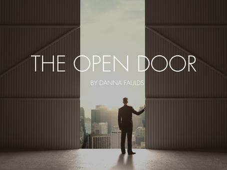THE OPEN DOOR BY DANNA FAULDS
