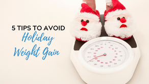 5 WAYS TO AVOID WEIGHT GAIN DURING THE HOLIDAYS