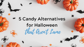 5 Candy Alternatives for Halloween that Aren't Lame: Why We Should Avoid High Fructose Corn Syrup