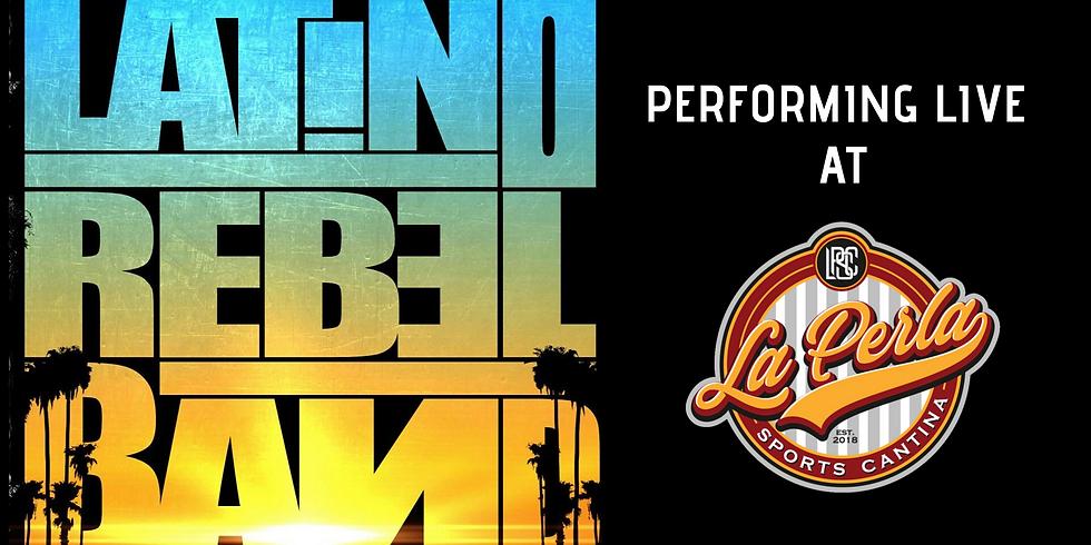 LIVE Music: Latino Rebel
