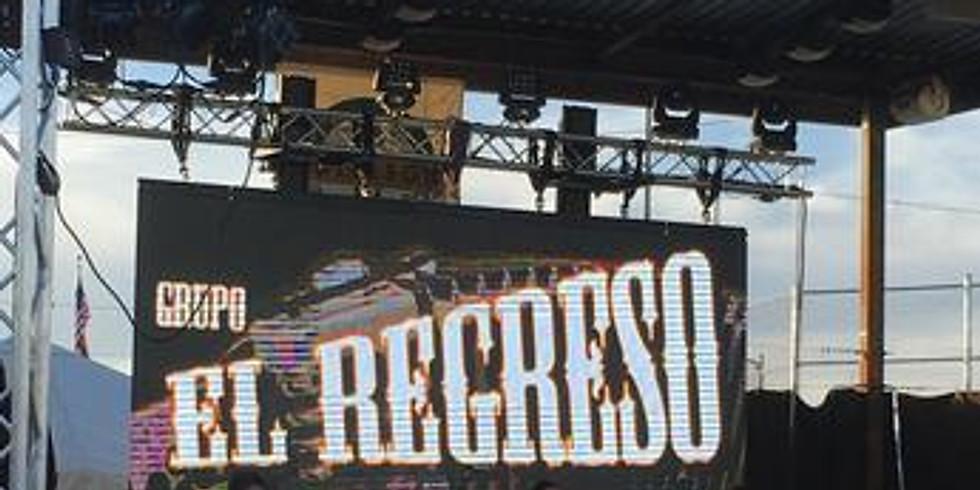 LIVE MUSIC: El Regreso