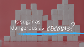 Is Sugar as Dangerous as Cocaine?