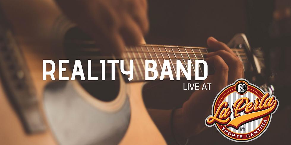 LIVE Music: Reality Band
