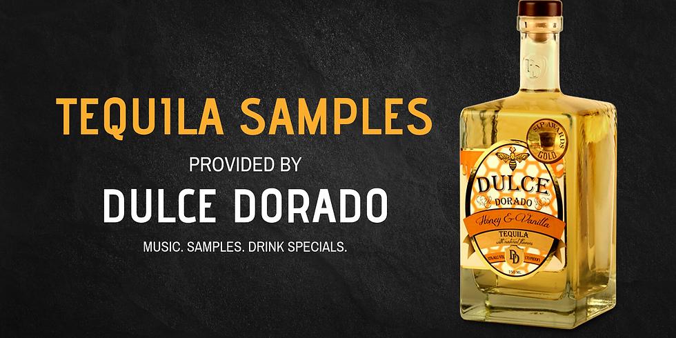 Dulce Dorado Tequila Tasting