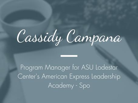 ASU Lodestar Center's American Express Leadership Academy - Sponsor, Mindfulness Workshop