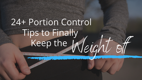 24+ Portion Control Tips to Finally Keep the Weight Off