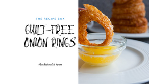 Guilt-Free Onion Rings