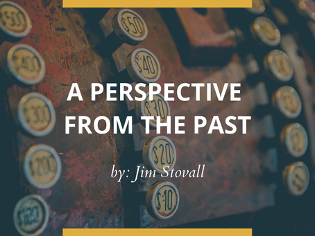 A Perspective from the Past