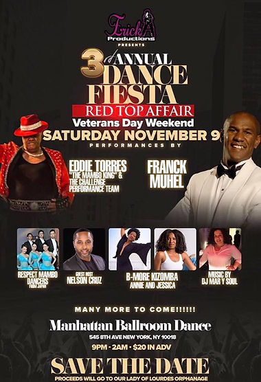 3rd Annual Dance Fiesta
