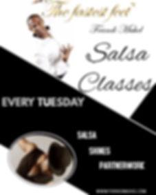 Salsa Classes