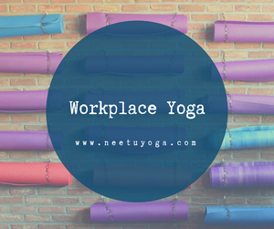 Neetu Yoga Meditation Office Work Corporate