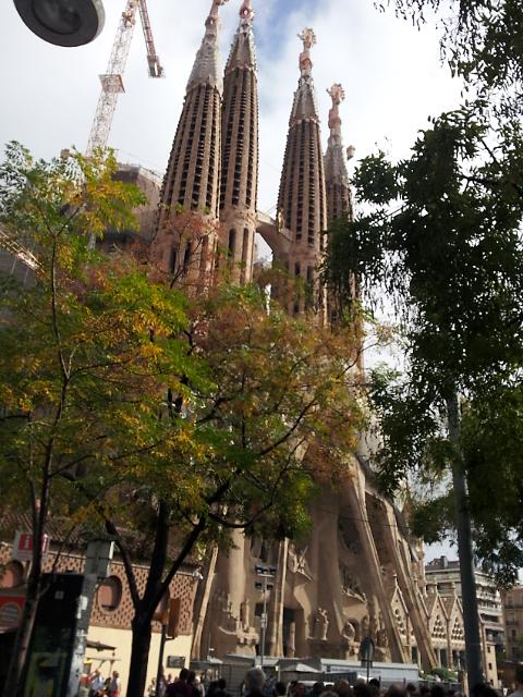 harmony - Autumn N Sagrada Familia