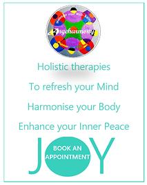 angeharmony -Holistic Therapies - Reiki