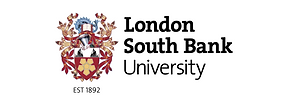LSBU Crest_simple Colour text_Horizon_Co