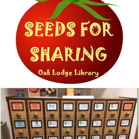 Seeds for Sharing Library