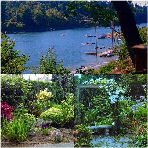 Risley Landing Garden