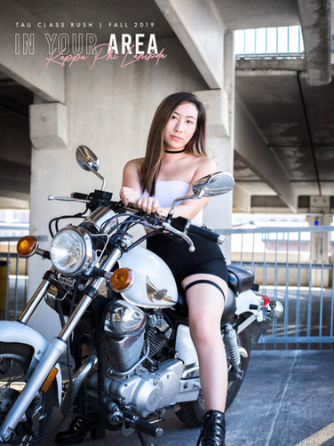 Megan Li *Bastille*