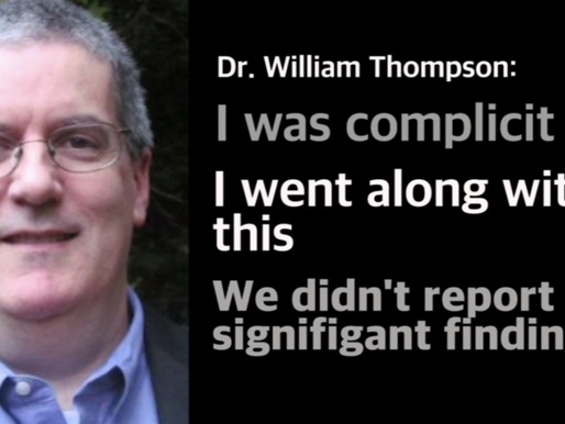 """You are a pathetic liar"": CDC senior scientist to CDC's head of immunization"