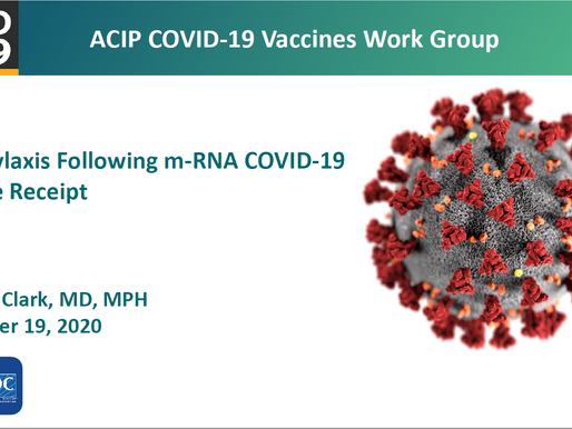 ACIP COVID-19 Vaccines Work Group