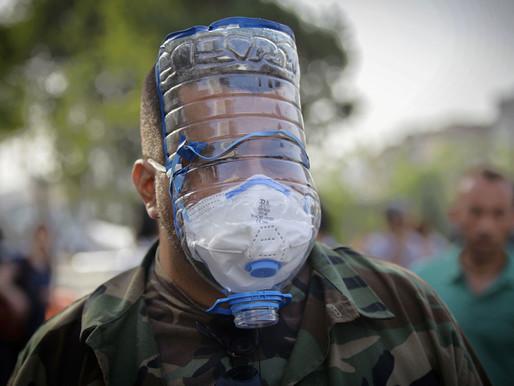 The Fake Mask Pandemic
