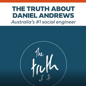 The Truth About Daniel Andrews