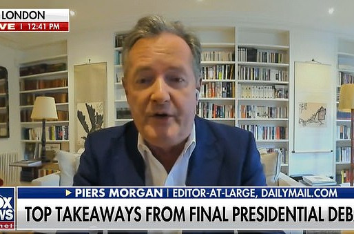 Piers Morgan slams CNN after he criticized them for not covering The Hunter Biden story