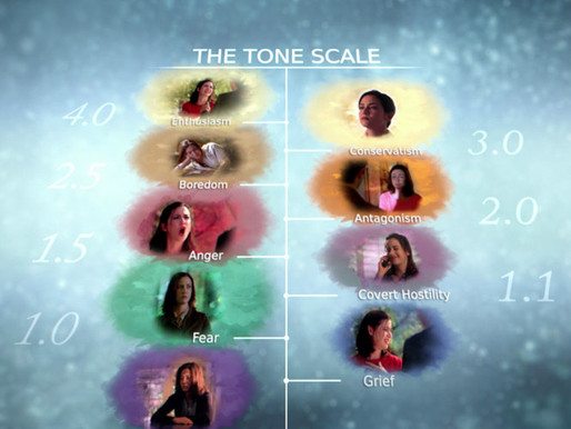 THE TONE SCALE IN SOCIETY TODAY