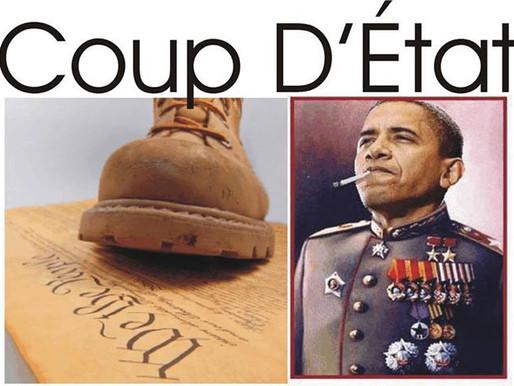 Election Night Coup D'état Plot Exposed!