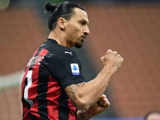 Ibrahimovic claims Scudetto is a 'sure possibility' for Milan.