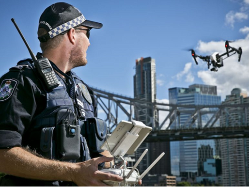 Spy Drones droning on in Melbourne