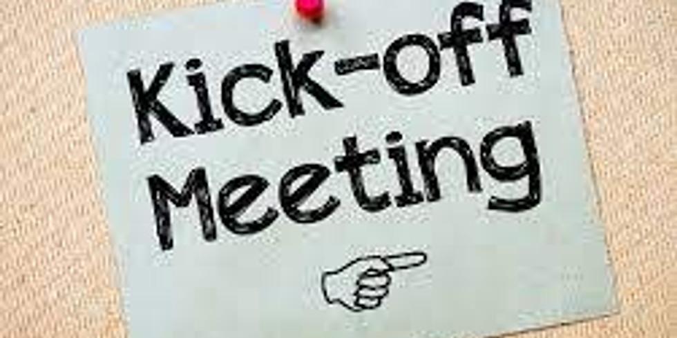 Kickoff Meeting https://sjsu.zoom.us/j/5789759364