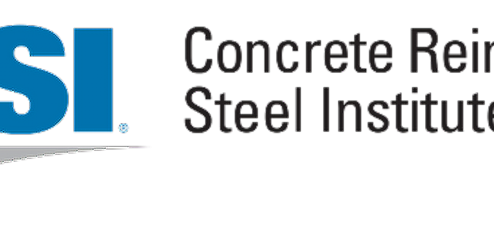 Lunch and Learn - Concrete Reinforcing Steel Institute - https://sjsu.zoom.us/j/81987824804