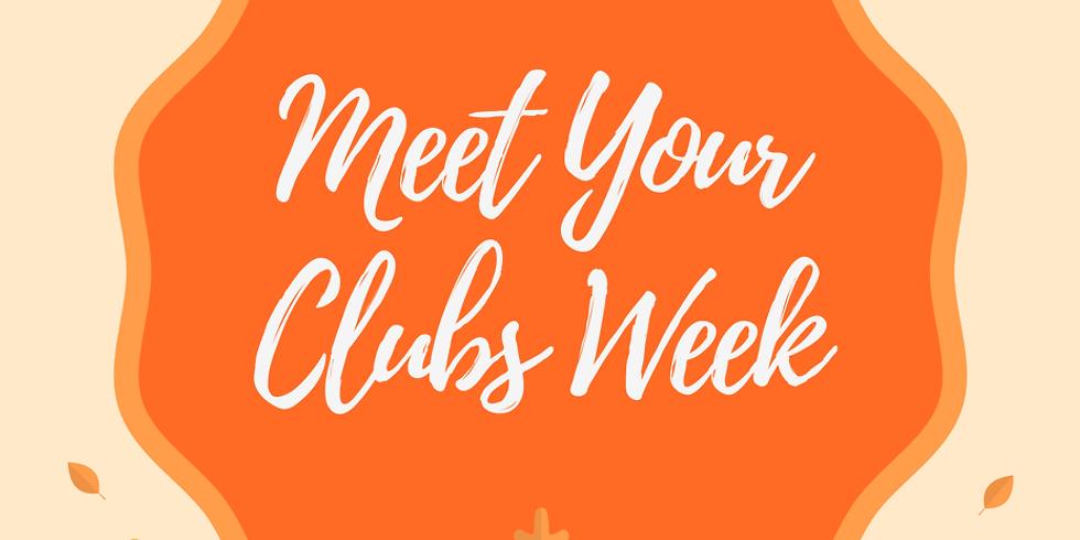 Engineering Club Week