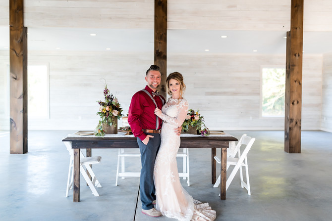 Copey Creek Styled Shoot