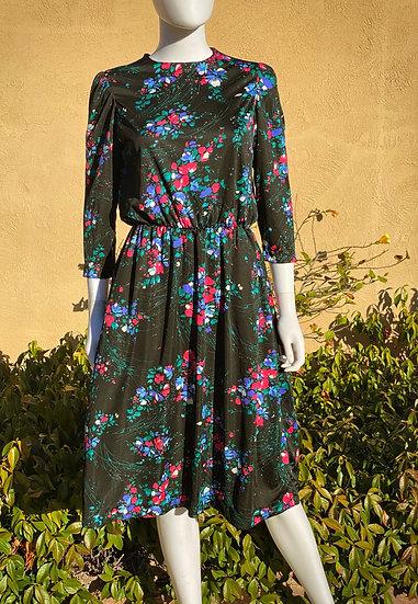 Lindsey's Floral Vintage Dress