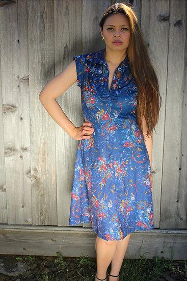 Oriental Inspired Dress