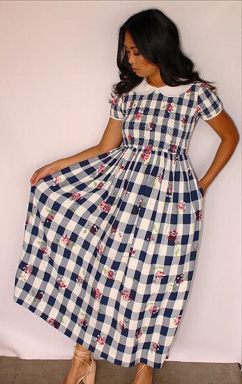 Sunday's Picnic Dress
