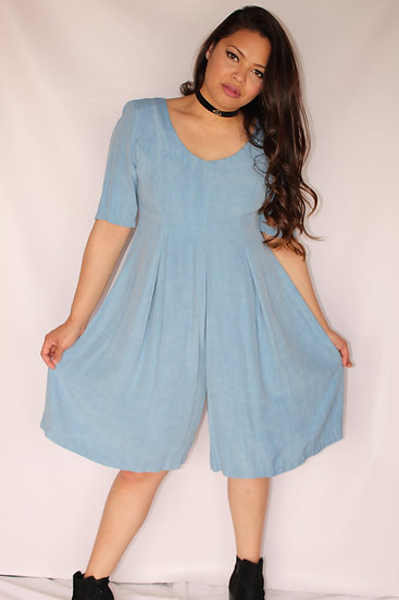 Clarissa's 90's Romper Dress